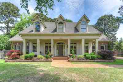 Collierville Single Family Home For Sale: 2154 Ashcraft