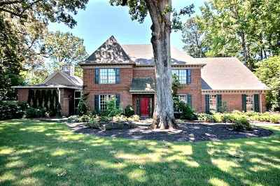 Germantown Single Family Home For Sale: 3170 Woodhall