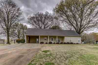 Mason Single Family Home For Sale: 2162 Hwy 70