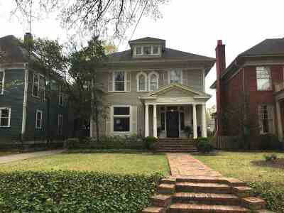 Memphis Single Family Home For Sale: 1757 Glenwood Place