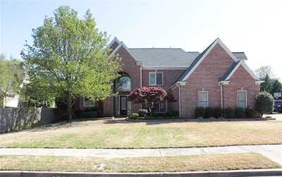 Collierville Single Family Home For Sale: 907 W Powell