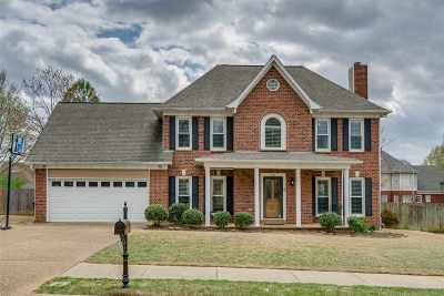 Collierville Single Family Home Contingent: 541 Scarlett Ohara
