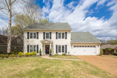 Germantown Single Family Home Contingent: 8626 Wine Leaf