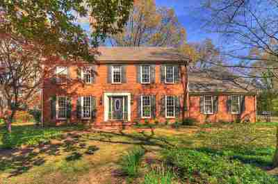 Germantown Single Family Home Contingent: 1770 Magnolia Tree