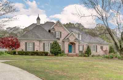 Collierville Single Family Home Contingent: 5190 Rowen Oak