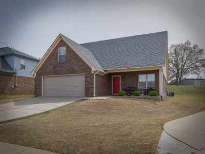 Munford Single Family Home Contingent: 195 Switchgrass