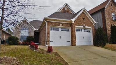 Arlington Single Family Home Contingent: 4938 Indian Walk