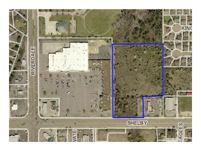 Memphis Residential Lots & Land For Sale: E Shelby