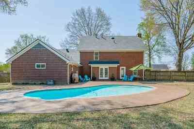 Millington Single Family Home Contingent: 4072 Soderlund
