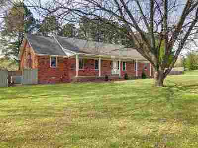 Atoka Single Family Home For Sale: 2119 Tipton
