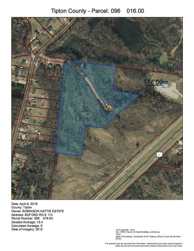 Munford Residential Lots & Land For Sale: 114 Buford