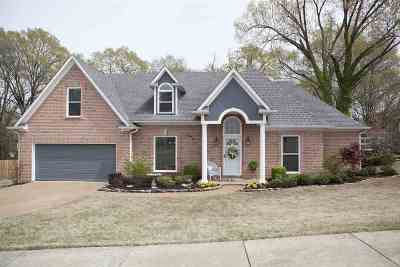 Collierville Single Family Home For Sale: 1094 Heather Lake