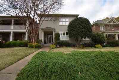 Memphis Single Family Home For Sale: 1826 Autumn