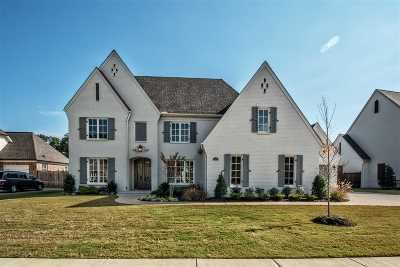Collierville Single Family Home For Sale: 1600 Preakness Run