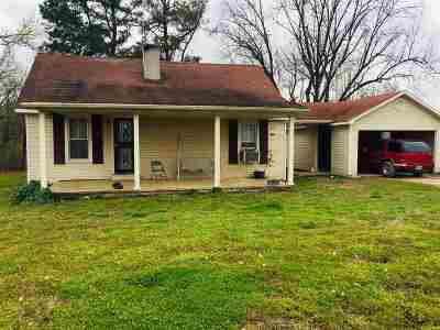 Covington Single Family Home For Sale: 3076 S College