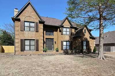 Collierville Single Family Home For Sale: 1205 Morganshire