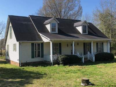 Selmer Single Family Home For Sale: 1263 E Poplar