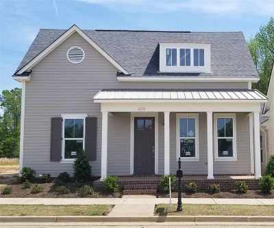 Collierville Single Family Home For Sale: 474 S Shea
