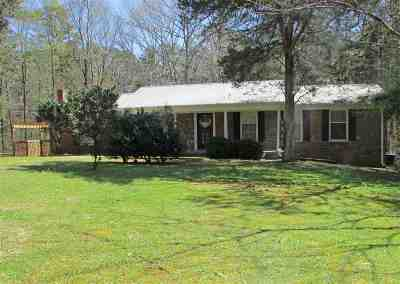 Savannah Single Family Home For Sale: 125 Popewood