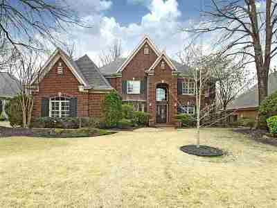 Collierville Single Family Home For Sale: 10389 Wynbrooke