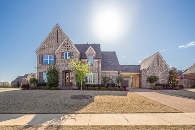 Collierville Single Family Home Contingent: 1416 Carmony