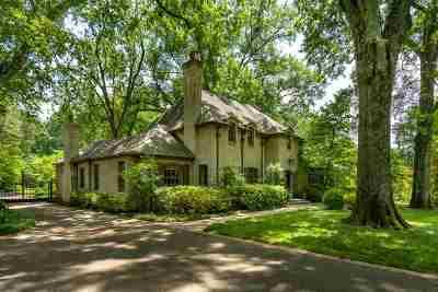 Memphis Single Family Home For Sale: 488 S Goodlett