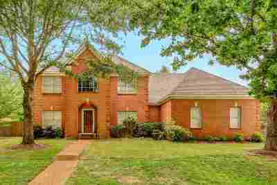 Collierville Single Family Home For Sale: 475 Ellie