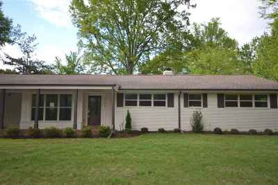 Memphis Single Family Home For Sale: 5168 Gwynne