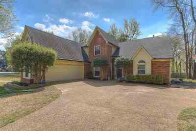 Collierville Single Family Home Contingent: 10577 Flemings