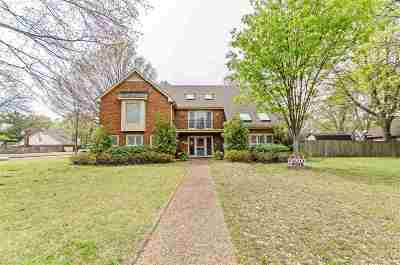 Germantown Single Family Home Contingent: 2215 Prestwick