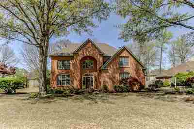 Germantown Single Family Home Contingent: 1853 Dogwood Hollow