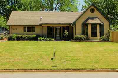 Collierville Single Family Home For Sale: 1102 Greenview
