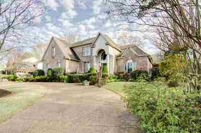 Collierville Single Family Home For Sale: 1945 Coors Creek