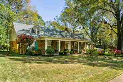 Memphis Single Family Home For Sale: 300 S Grove Park
