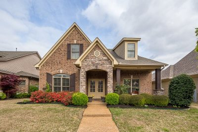 Collierville Single Family Home For Sale: 1612 Poppy Hills