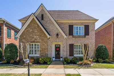 Collierville Single Family Home For Sale: 4548 E Woodlawn