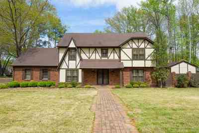 Germantown Single Family Home Contingent: 8502 Buttonwood