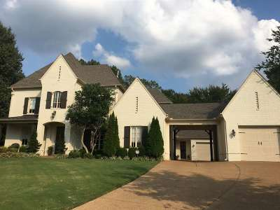 Collierville Single Family Home Contingent: 1145 Brayridge