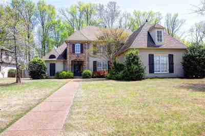 Collierville Single Family Home For Sale: 4462 Whisperwood