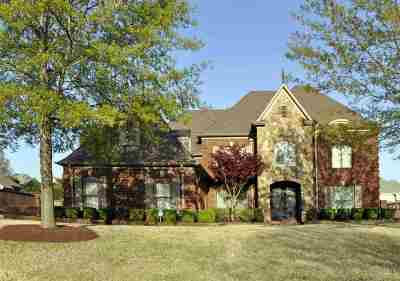 Collierville Single Family Home For Sale: 1082 Center Ridge