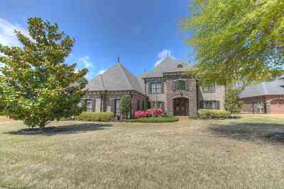 Collierville Single Family Home For Sale: 10634 Harvest Oaks