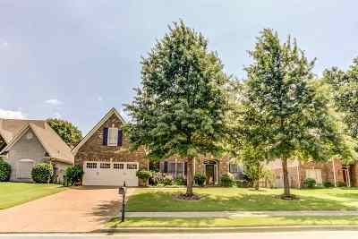 Collierville Single Family Home For Sale: 4750 White Pass