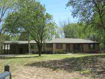 Piperton Single Family Home Contingent: 250 Yankee