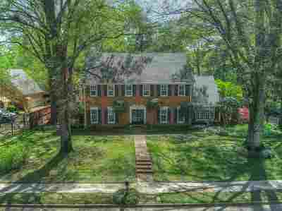 Memphis Single Family Home For Sale: 2043 Hickory Crest