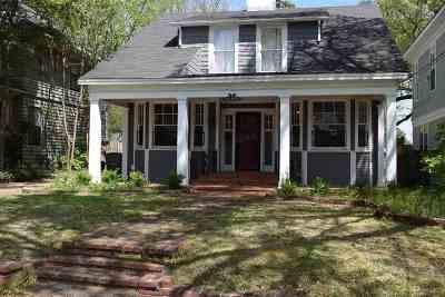 Memphis Single Family Home For Sale: 1884 Vinton