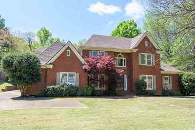 Germantown Single Family Home Contingent: 7429 Pyron Oaks