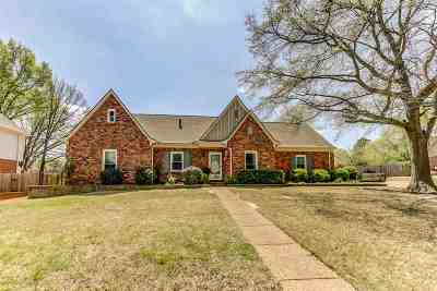 Collierville Single Family Home For Sale: 761 Meadow Vale