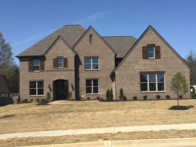 Collierville Single Family Home For Sale: 1031 Old Hearthstone