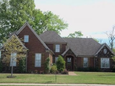 Millington Single Family Home For Sale: 4159 Dawson Ridge