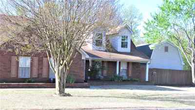 Munford Single Family Home Contingent: 121 Lindsey Marie